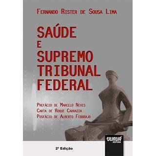 Livro - Saúde e Supremo Tribunal Federal - Lima - Juruá