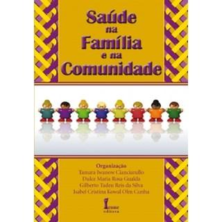 Livro - Saúde na Família e na Comunidade - Cianciarullo
