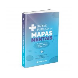 Livro Saúde Pública em Mapas Mentais - Sanar