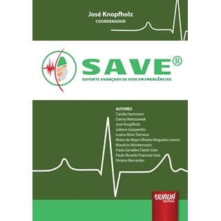 Livro - SAVE - Suporte Avançado de Vida em Emergência - Knopfholz