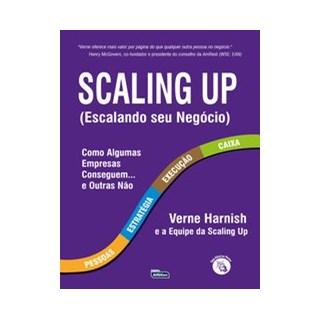 Livro - Scaling Up - Harnish 1º edição