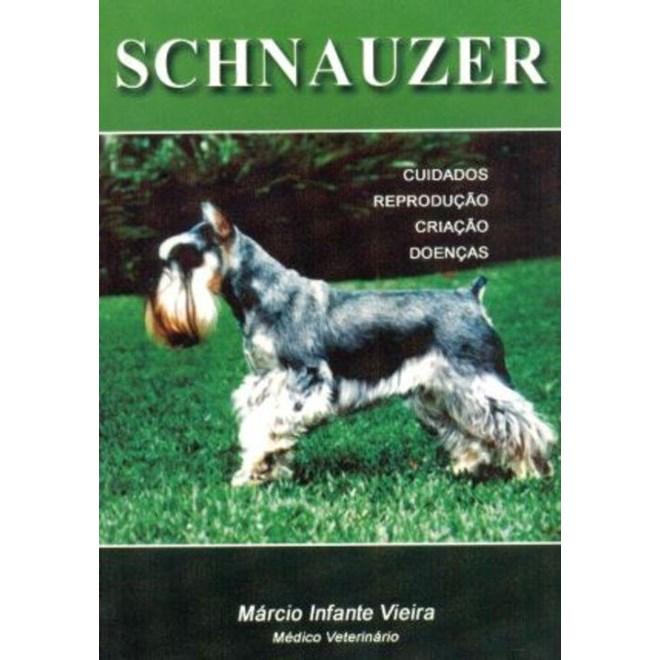 Livro - Schnauzer - Vieira