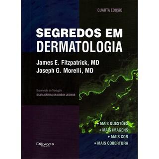 Livro - Segredos em Dermatologia - Fitzpatrick