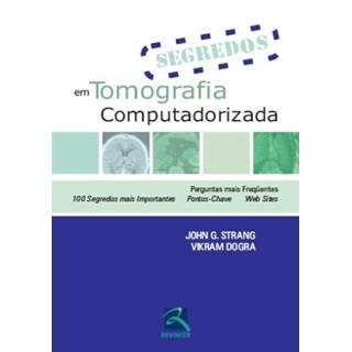 Livro - Segredos em Tomografia Computadorizada - Strang