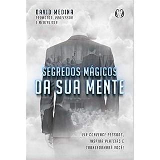 Livro - Segredos Mágicos da Sua Mente - Medina