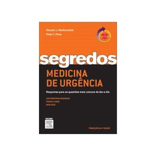 Livro - Segredos Medicina de Urgência - Markovchick #