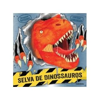 Livro - Selva de Dinossauros - Bateson