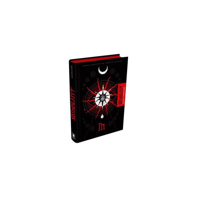 Livro - Semblant: Blood Chronicles - Mazul 1º edição