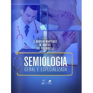 Livro - Semiologia Geral e Especializada - Martinez