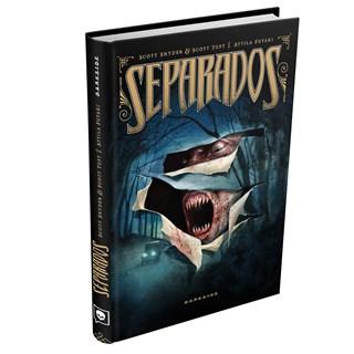 Livro Separados - Snyder - Darkside