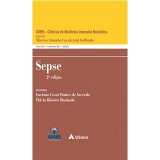 Livro - Sepse 2ª Edição - Série AMIB - Azevedo