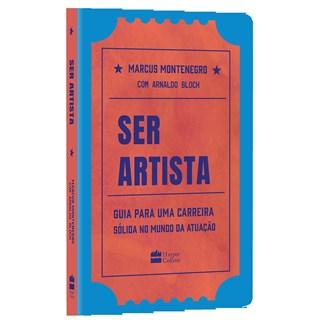 Livro - Ser Artista - Montenegro - Hapercollins