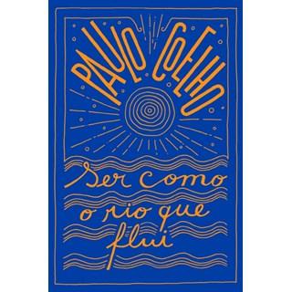 Livro - Ser Como o Rio de Flui - Paulo Coelho