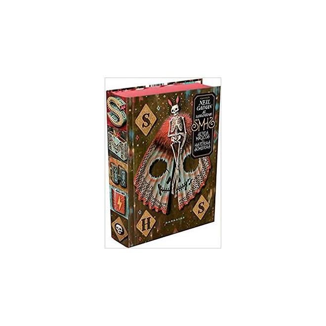 Livro - Seres Mágicos & Histórias Sombrias - Gaiman