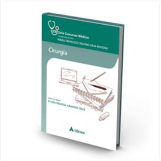 Livro -  Série Concursos Médicos - Vol Cirurgia - Cruz