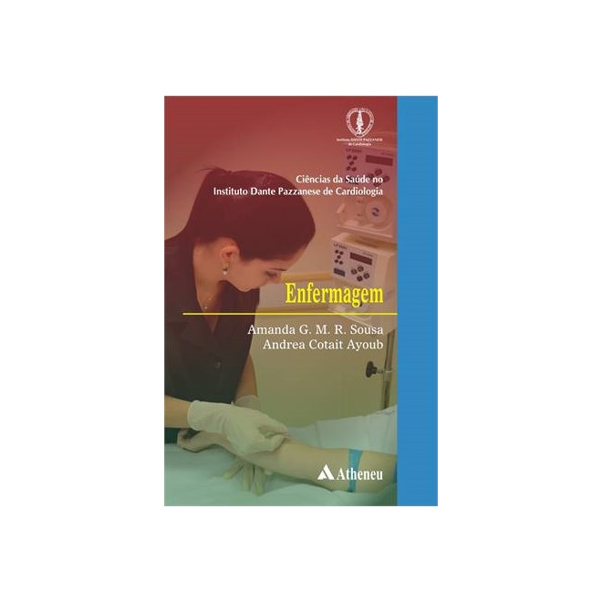 Livro - Série Dante Pazzanese - Enfermagem - Sousa