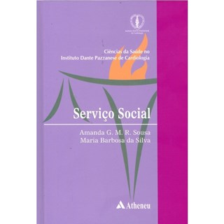 Livro - Série Dante Pazzanese - Serviço Social - Sousa