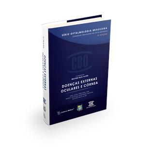 Livro - Série de Oftalmologia Brasileira - Doenças Externas Oculares e Córneas - CBO - Hoffling-Lima