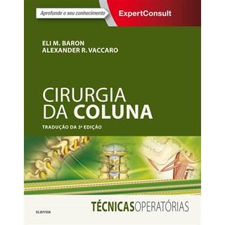 Livro - Série de Ortopedia Cirúrgica - Cirurgia da Coluna Vertebral - Vaccaro
