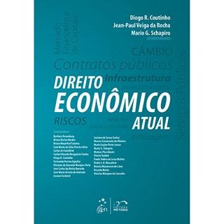 Livro - Série Direito Atual - Direito Econômico Atual - Coutinho