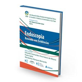 Livro - Série Manual do Médico-Residente - Endoscopia Baseada em Evidências - Auler Junior