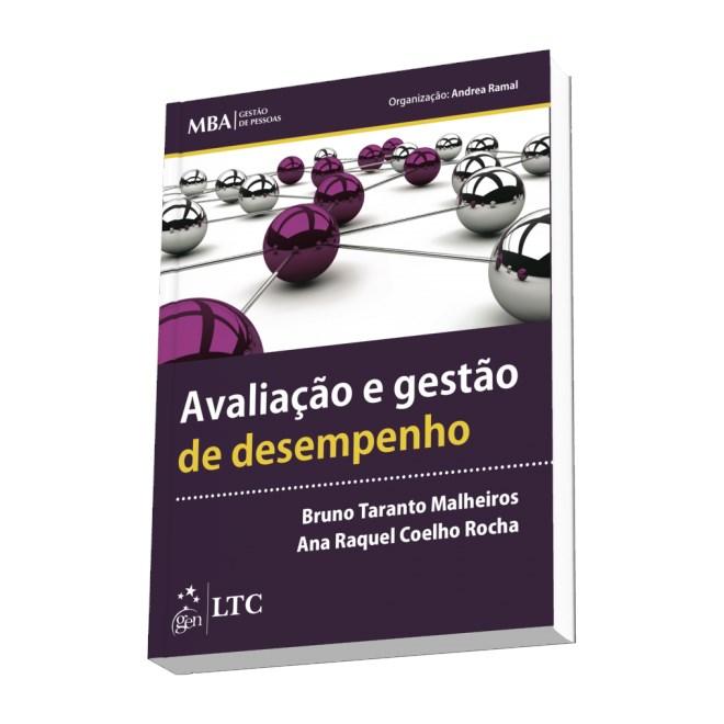 Livro - Série MBA Gestão de Pessoas - Avaliação e Gestão de Desempenho - Malheiros