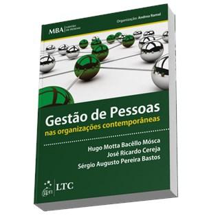 Livro - Série MBA - Gestão de Pessoas - Gestão de Pessoas nas Organizações Contemporâneas - Mósca