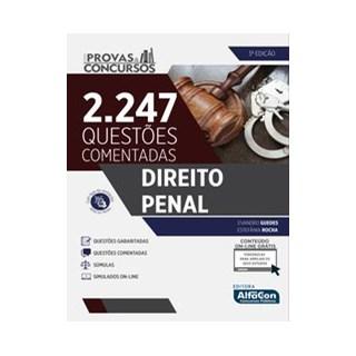 Livro - Série Provas & Concursos Direito Penal - Guedes 3º edição