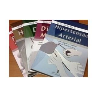 Livro - Serie Saiba Mais - Combo 5 vols - Dengue, Hepatite, Diabete Mellitus, Hipertensão Arterial e Primeiros Socorros - Tardelli