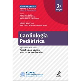 Livro - Série Soperj - Cardiologia Pediatria - Silva