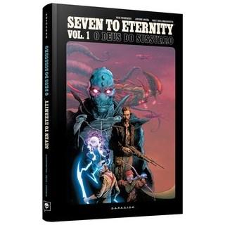 Livro - Seven to Eternity v. 1: O Deus do Sussurro - Remender 1º edição