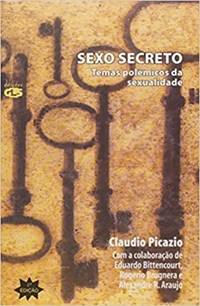 Livro Sexo Secreto Picazio Edicoes GLS