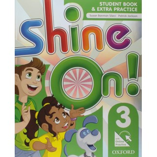 Livro - Shine On Student Book - Vol 3 - Oxford