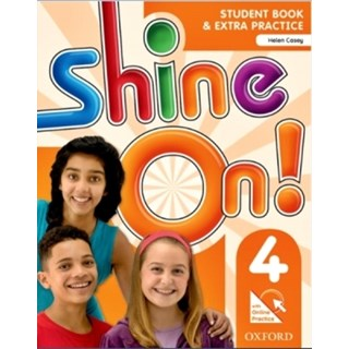 Livro - Shine On Student Book - Vol 4 - Oxford