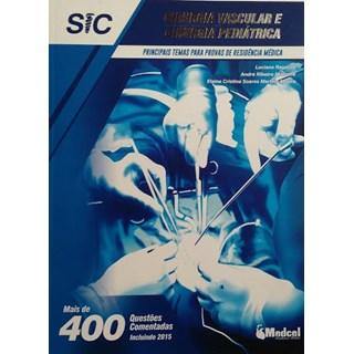 Livro - SIC Cirurgia Vascular e Cirurgia Pediátrica 2005 - Ragazzo