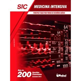 Livro - SIC Medicina Intensiva - Principais Temas para Provas de Residência Médica - Ladeira