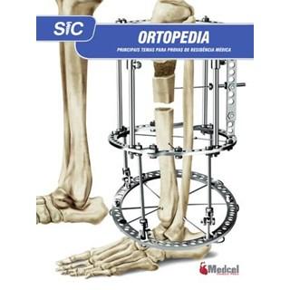 Livro- SIC Ortopedia 2014 - Principais Temas Para Prova de Residência Médica -  Jorge