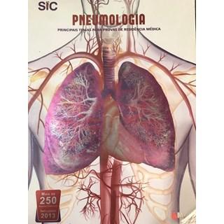 Livro - SIC Pneumologia - Principais Temas  para Provas De Residência