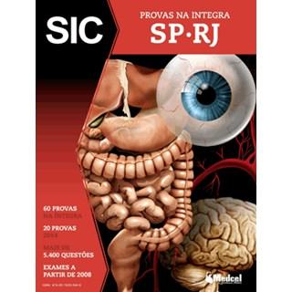 Livro - SIC Provas na Íntegra SP -RJ