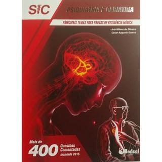 Livro - SIC Psiquiatria e Geriatria 2015 - Oliveira