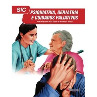Livro - SIC Psiquiatria, Geriatria e Cuidados Paliativos - Oliveira