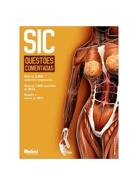 Livro - SIC Questoes Comentadas  - Provas e Concursos -