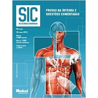Livro - SIC R3 Clínica Cirúrgica - Provas Na Íntegra e Questões Comentadas