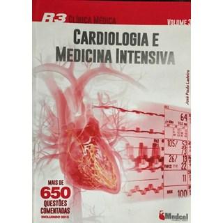Livro - SIC R3 Clinica Medica Cardiologia  - vol 3 - Ladeira