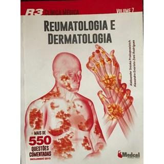 Livro - SIC R3 Clínica Médica - Reumatologia e Dermatologia - vol. 7- Prokopowistch