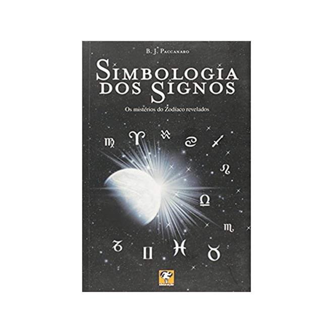 Livro - Simbologia Dos Signos - Peccanaro
