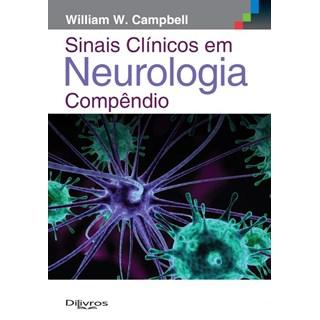 Livro - Sinais Clínicos em Neurologia - Compêndio - Campbell
