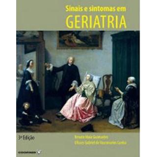 Livro - Sinais e Sintomas em Geriatria - Guimarães