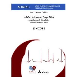 Livro - Síncope - SOBRAC - Volume 7 - Lorga Filho