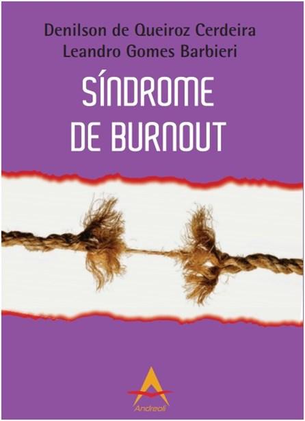 Livro - Síndrome de Burnout - Cerdeira